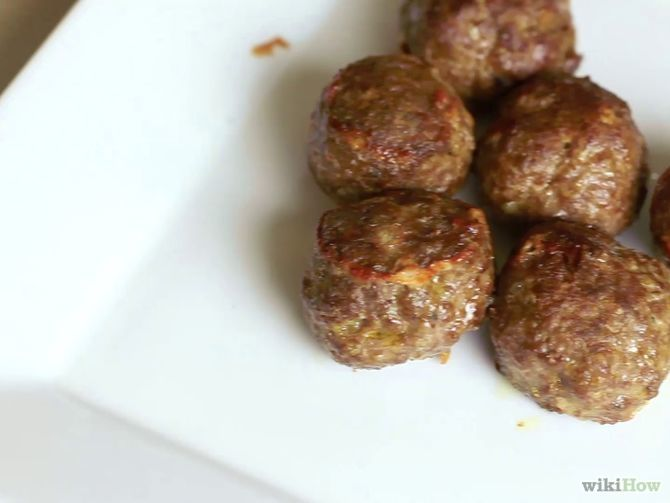 How To: Cook Meatballs
