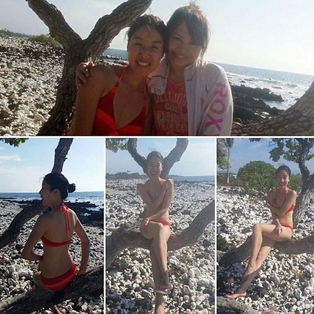 【masakotanaka0714】さんのInstagramをピンしています。 《ハワイで出会っためぐちゃん❤ ニュージーランドに住む素敵女子! カメラマンしてみました(笑) 私が撮ったベストショット(o^-^o)  #時差 ぼけなおらない(泣) #ハワイ思い出す #ハワイ好き #海 #沖縄好き #美ボディ #ビキニ #撮影 #田中雅子 #クレアボーテ #沖縄エステ #エステ歴17年目 #フォロー #宜しくお願いします》