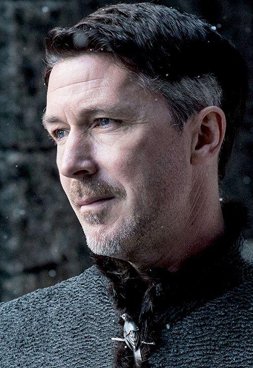 Petyr Baelish in Game of Thrones, season 7 (episode 2).