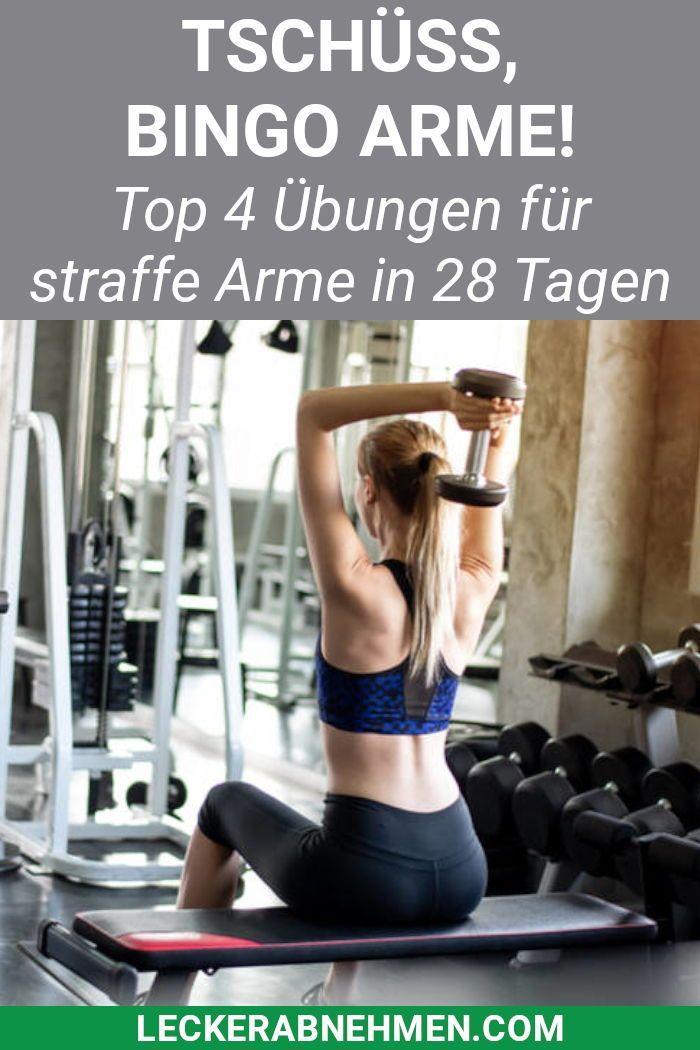 Übungen zum Abnehmen Ton Arme