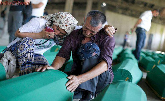 Former Serb Officer Sentenced Over Srebrenica Massacre