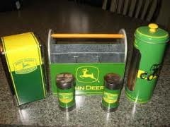 john deere kitchen stuff and I have some of this already <3