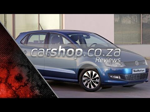 The VW Polo BlueMotion