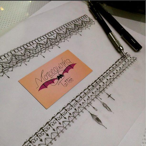 Autoria da Morceguinha Tattoo