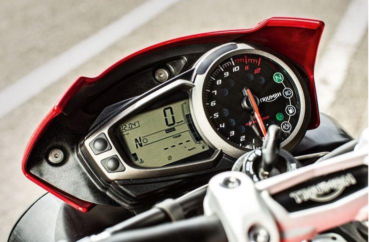 TRIUMPH Speed Triple 1050 S 2016