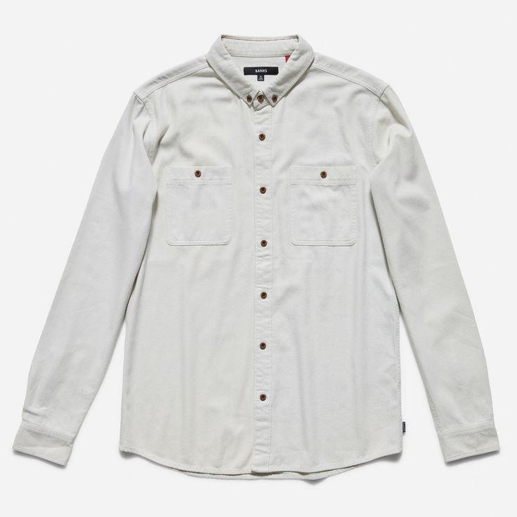 Workers L/S Woven Shirt