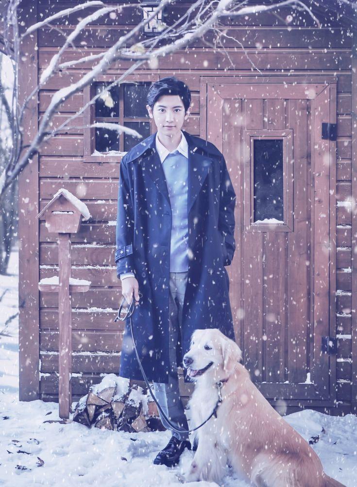 Chanyeol Exo oppa Nature replublic Jan 2018 #chanyeol #parkchanyeol #exo
