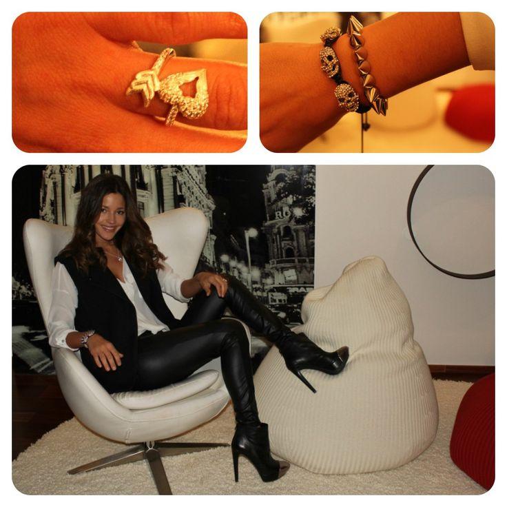 El Blog de Malena Costa » Ideas para vestir en noche buena y premios fundación Affinity