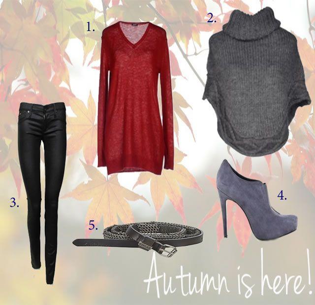 Φθινόπωρο με style! set @Fashioncity.gr http://bit.ly/1CMnDOV