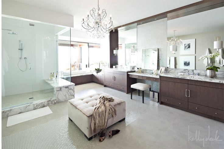 Bathroom via Kelly Deck Design