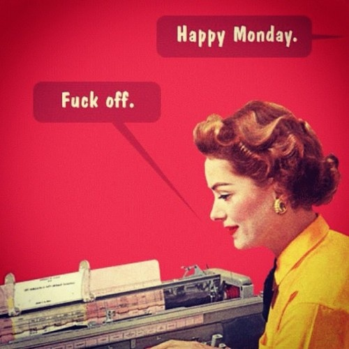 Happy Monday Meme Funny : Happy monday lol cute pics quotes pinterest mondays