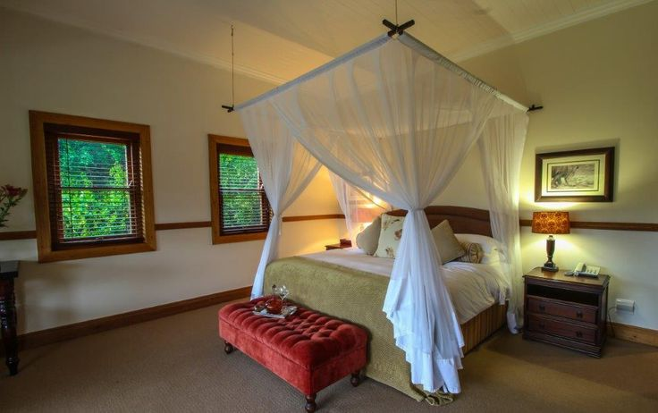 Family cottage master bedroom at Dune Ridge Country House #StFrancisBay #Eastern Cape #SouthAfrica www.duneridgestfrancis.co.za