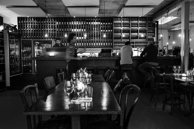 Pate Pate. Trendig restaurang i Köpenhamn med god mat och roliga människor.