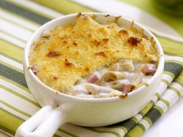 Pasta met kaas en ham - Libelle Lekker!