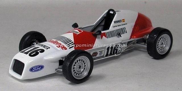 Festival Formula Ford 1983 Van Diemen Formula Ford Carlos Sainz 1/43