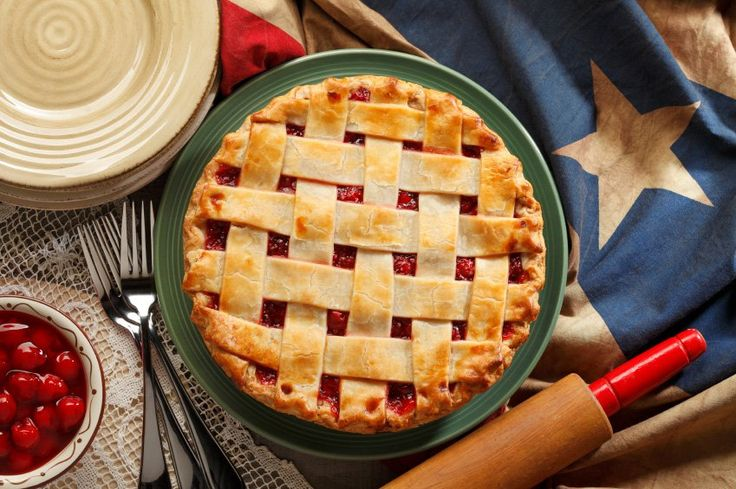 Read about the history of pie in America. Pie is a national symbol of abundance, and an important (and tasty!) part of our food heritage.                                                                                                                                                     More