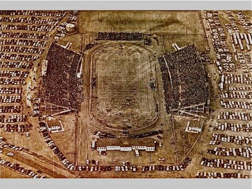 A historical marker will be placed at the former home of Barrett Stadium, where Odessa High School and Permian High School and the former Ector High School used to play football.