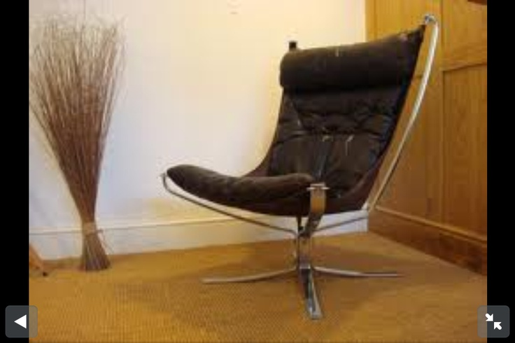 Sigurd Russell Falcon Chair.