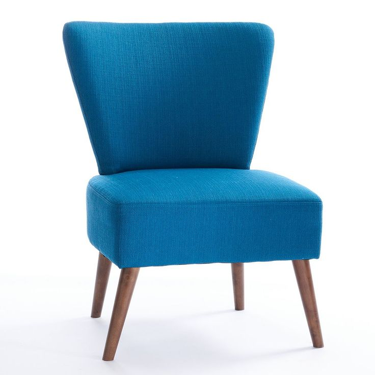 Apt. 9® Modern Upholstered Accent Chair, Blue