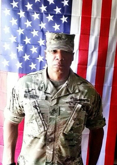 Military, Army, Police, Security, Training, EDC, Operator, Rolled sleeves, OCP, Uniform, American Flag