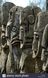 Image result for carving wooden poles