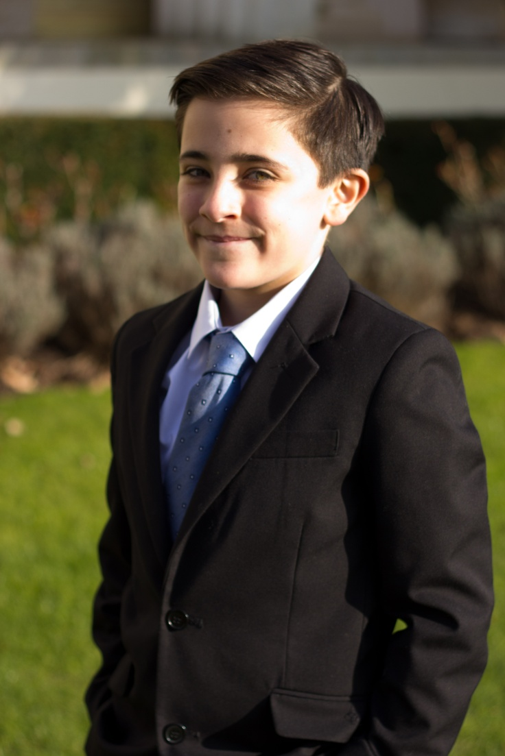 KidMonti - mini Prime Minister of Italy