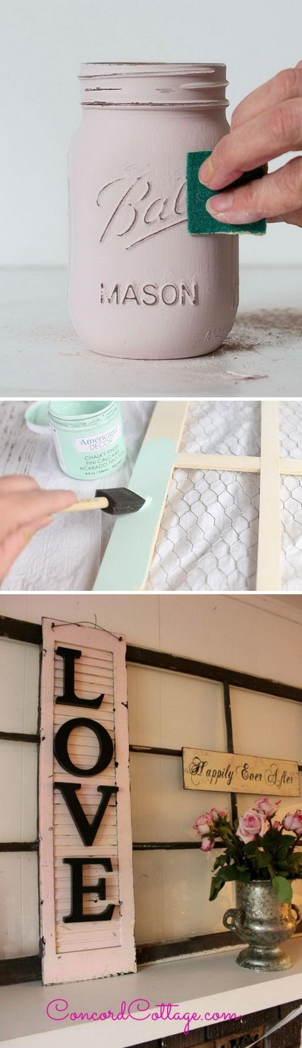55 awesome shabby chic decor diy ideas u0026 projects