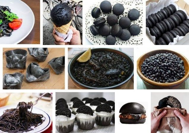 Black food, mangiare in nero è la nuova mania - Repubblica.it