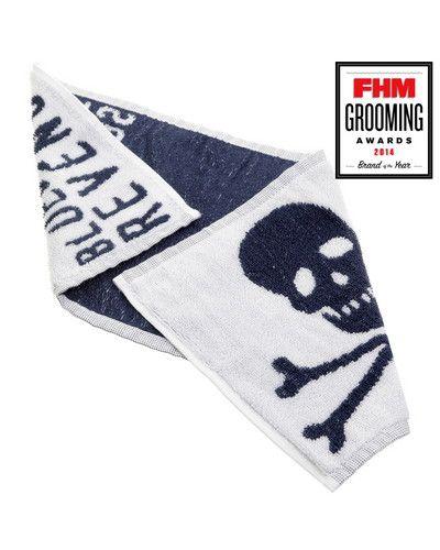 Firmowy ręcznik do golenia Bluebeards Revenge 50x25 cm