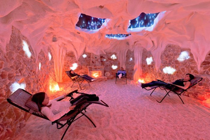 The Incredible Salt Cave In Connecticut That Completely Relaxes You