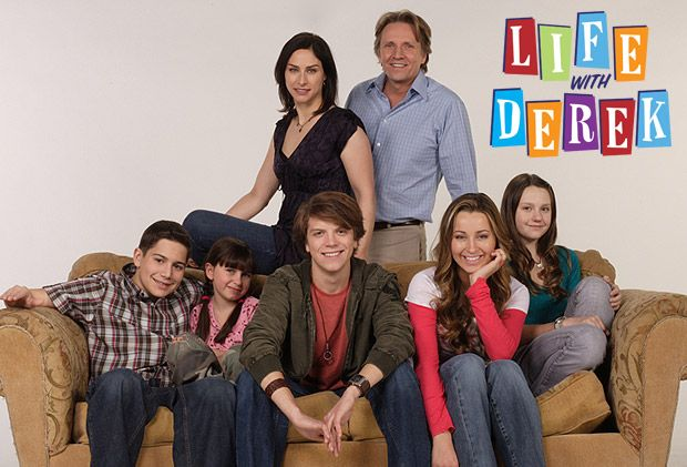 Life with Derek (2005–2009) ~~ Comedy | Drama | Family ~~ Tracing the constant feud between 15-year-old Casey and her step-brother Derek as they vie for control of their household.