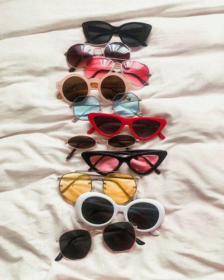 a1e717395 Óculos   I☺️I in 2019   Óculos retrô, Óculos estilosos, Óculos de sol  vintage