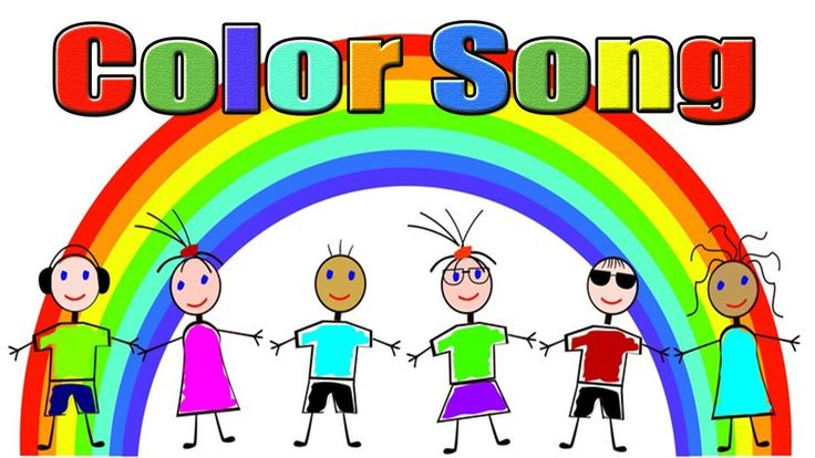 Colors Song - Color Song for Children - Kids Songs by The Learning Station- interactive