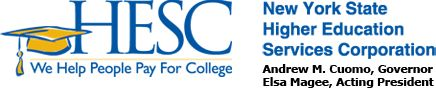 NYS Higher Education Services Corporation - We Help People Pay for College