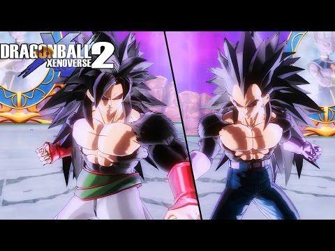 (1) SUPER SAIYAN 8?! Goku And Vegeta Achieve SSJ8! Open Challenge   Dragon Ball Xenoverse 2 Mods - YouTube