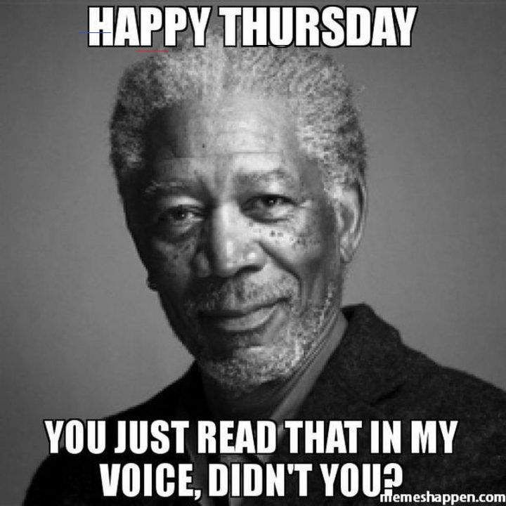 101 Funny Thursday Memes That Work Day And Night To Make You Happy Thursdayhumor Whatever Thursday Means To You These 101 Thursday Memes Work Hard And Sho