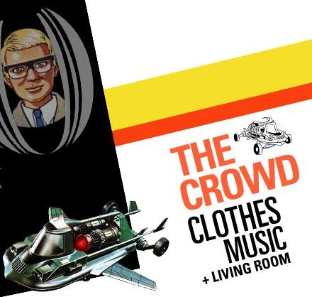 The Crowd - Asamble 843 (Caballito)