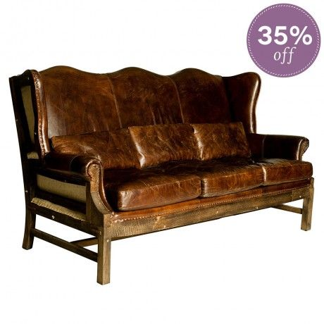 William 3 Seater Sofa