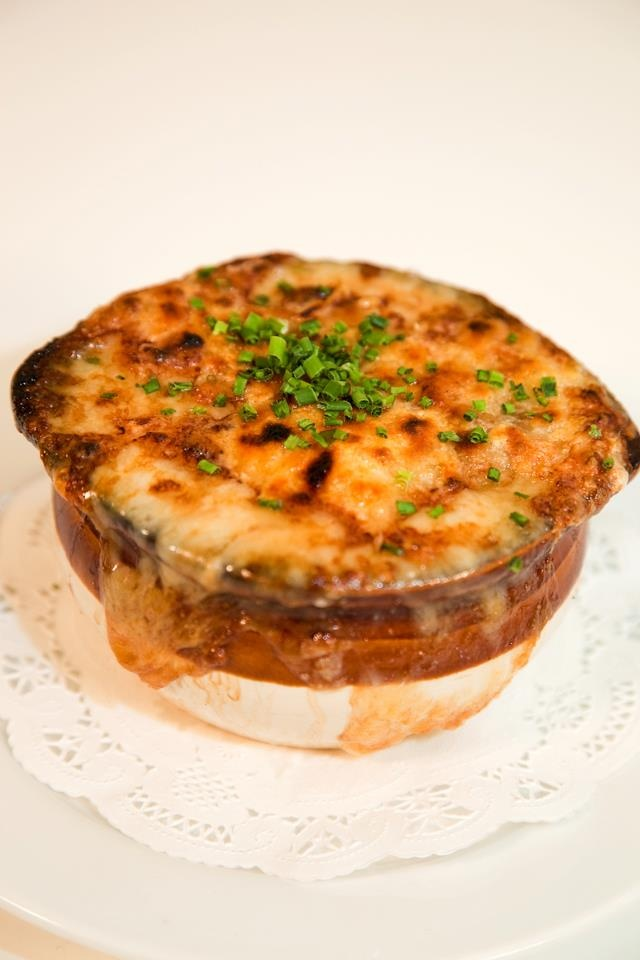 Grand Fromage Belgium Onion Soup