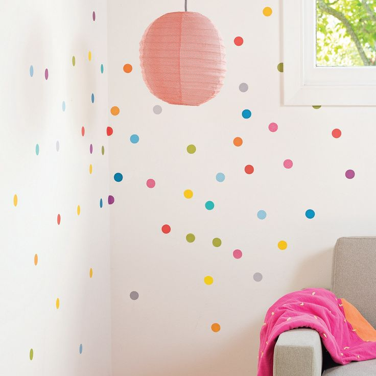 Confetti Petit Wall Decals. #laylagrayce