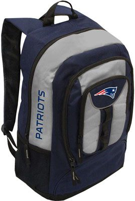 New England Patriots Colossus Backpack