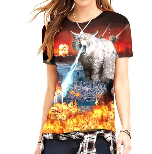 Titan Cat Women's T-Shirt