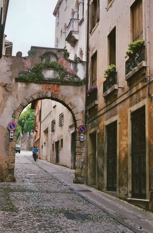 via Roma | Serravalle, Vittorio Veneto | Flickr - Photo Sharing!