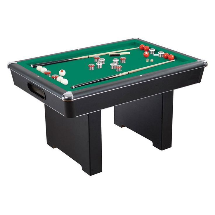 Hathaway Renegade Slate Bumper Pool Table - BG2404PG