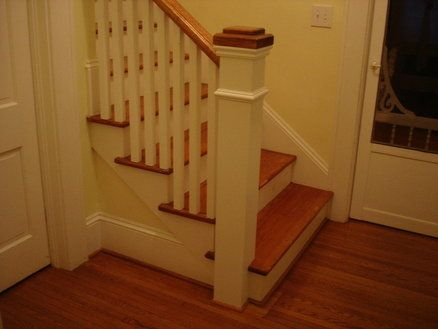 Exceptional Newel Posts | Staircase Rail And Newel Post   By PGreene @ LumberJocks.com .