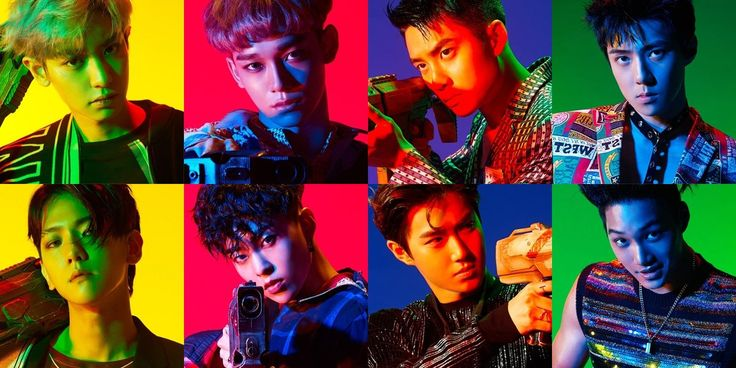 [DOWNLOAD] 170905 EXO's 'The War: #ThePowerOfMusic' Official Pictorials - EXOdicted - EXO Fansite
