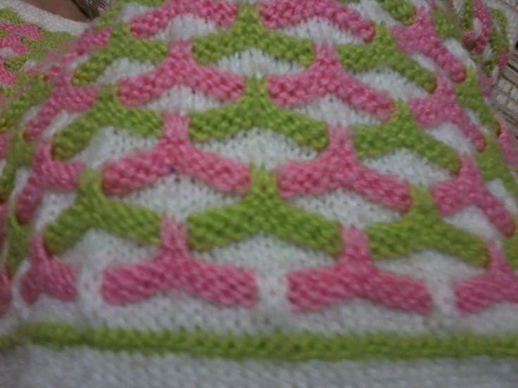 240 best mosaic knitting patterns images on Pinterest   Patterns ...