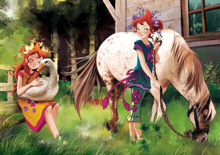 Fairy Oak-Vanilla and Lavender: The Twins #ElisabettaGnone #libri #books #romanzo #novel #art #drawing #picture #sketch #draw #artist #illustration #pencil #reading #fable #fiaba
