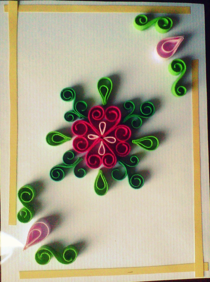 17 Best images about Arte+Tarjetas on Pinterest Quilling, Paper and Tans
