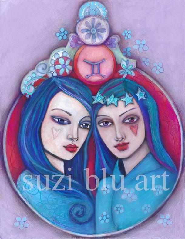 Géminis - Suzi Blu